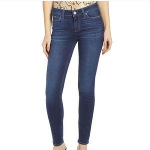 Paige Denim Verdugo Ultra Skinny In Eve Jeans 26
